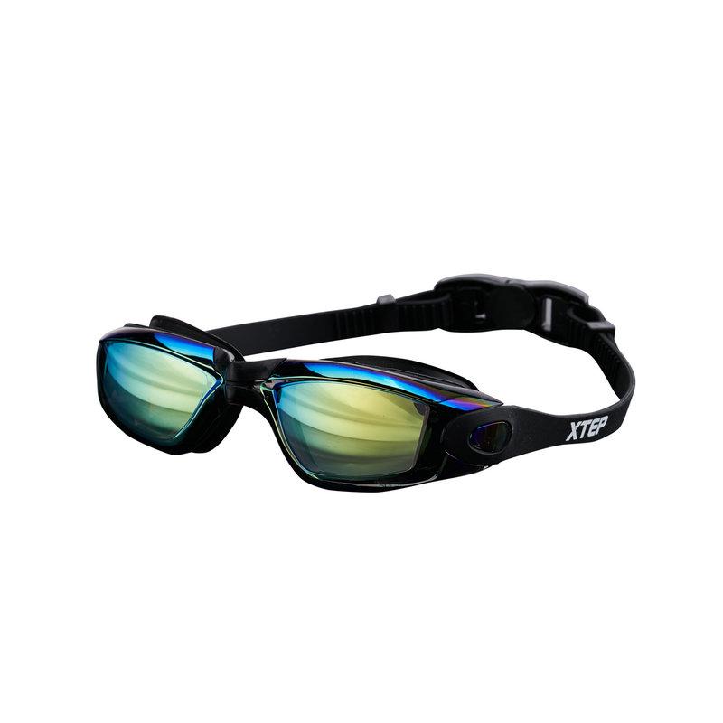 特步 男女通用泳镜  亲水舒适眼镜882237829124