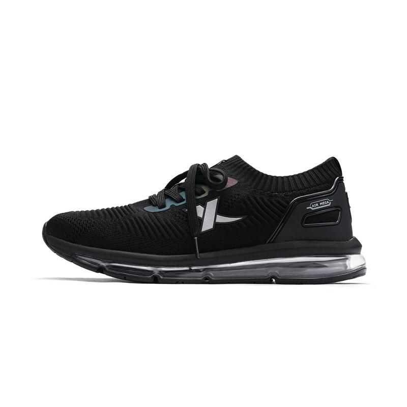 特步 男子跑鞋  舒适气垫运动鞋982219119876