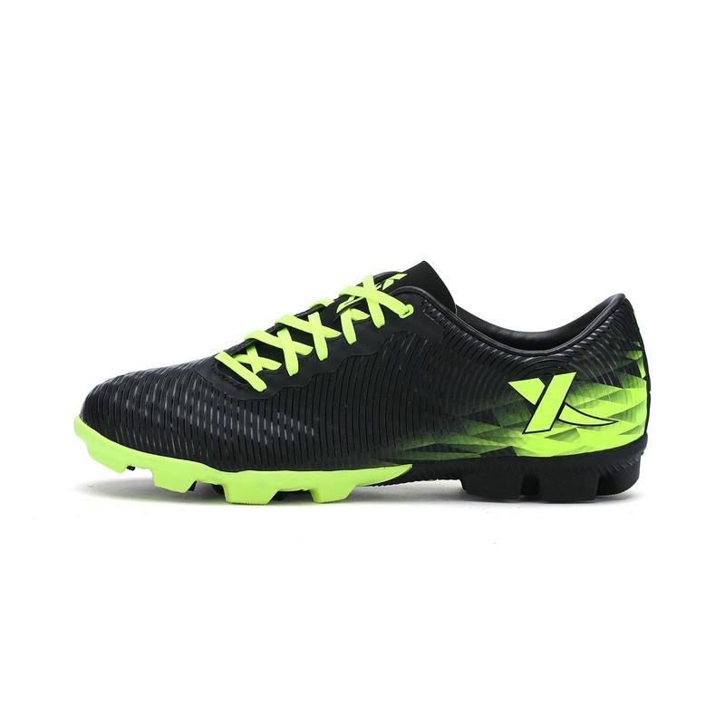 特步 专柜 刀锋二代 男子秋季MG大底足球鞋 适用多种场地 训练运动鞋983319180813
