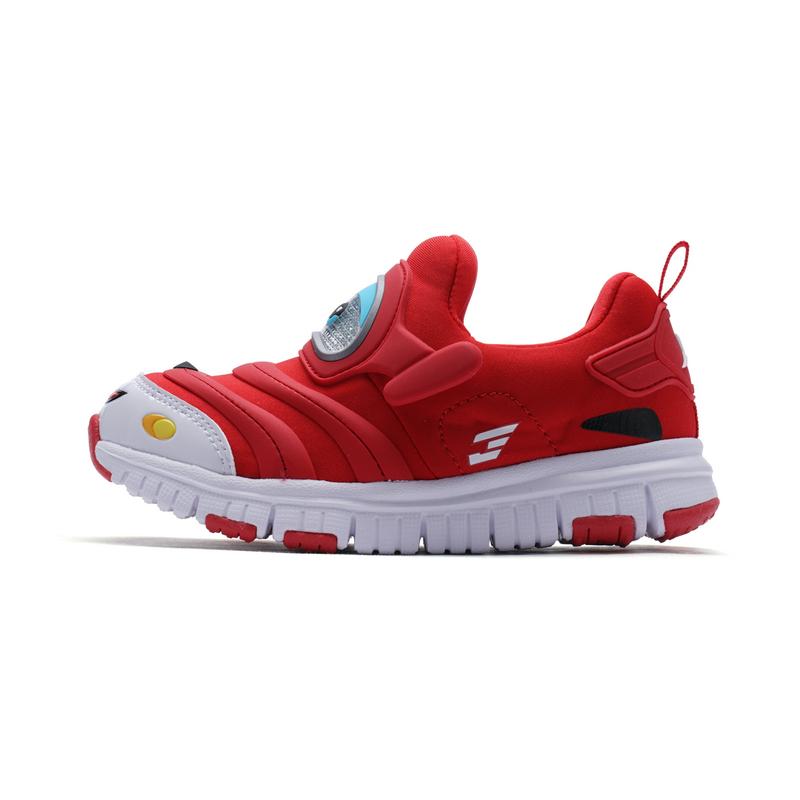 特步 专柜款 男女童春季健康鞋 超级飞侠乐迪儿童鞋682116613760