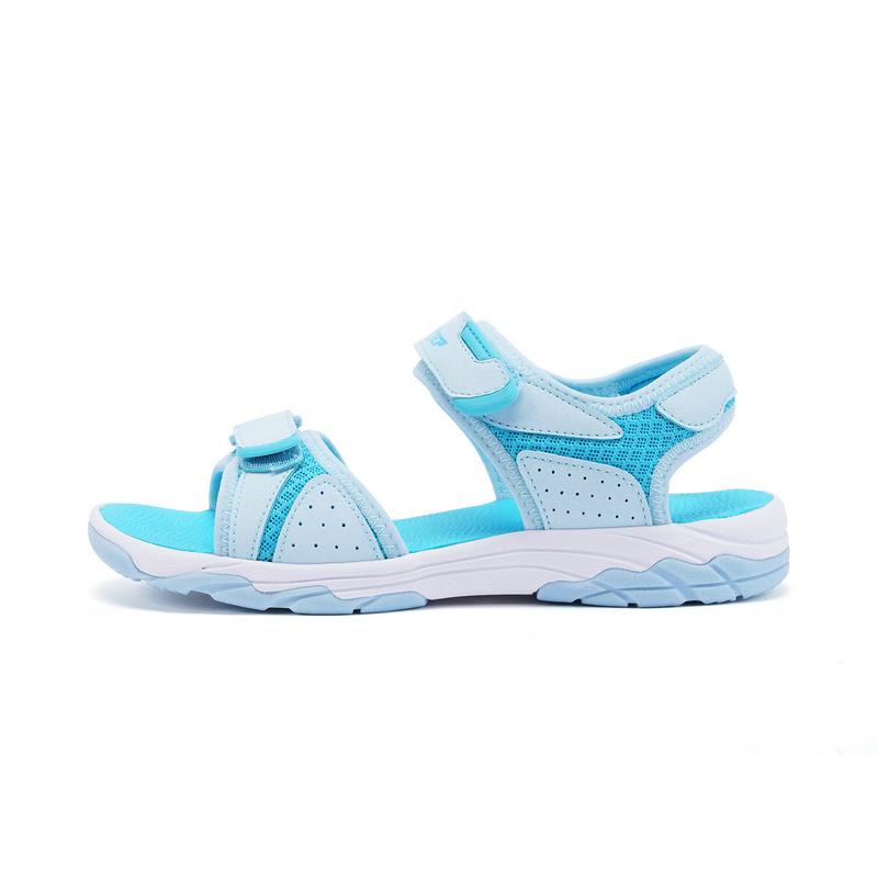 特步  女童沙滩鞋   夏季舒适凉鞋682214509689