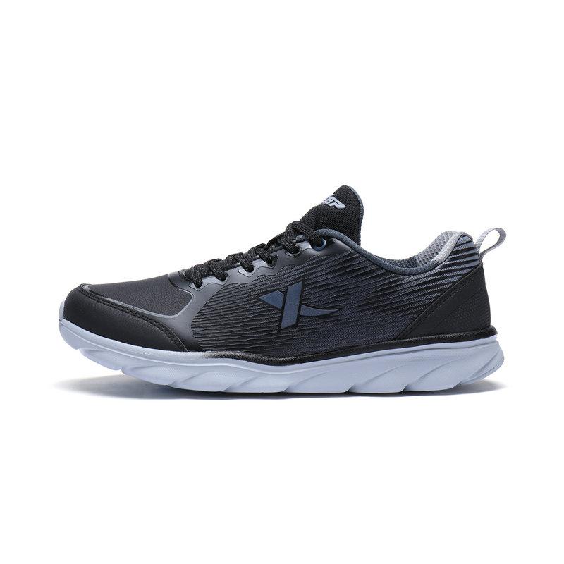 特步 专柜款 男子秋季跑鞋  柔立方科技 舒适男运动鞋983319116531