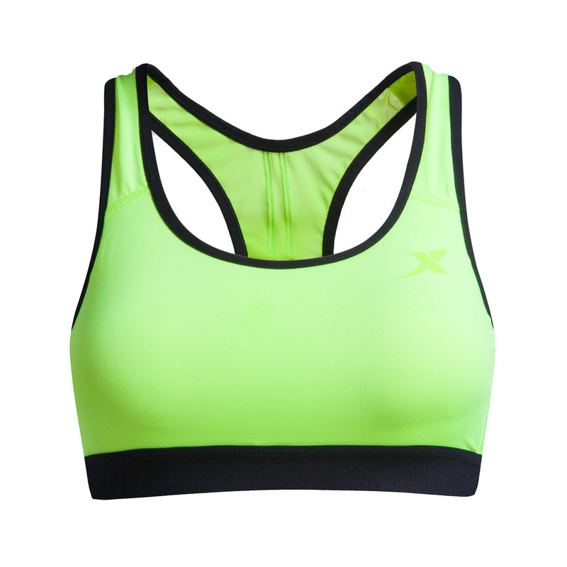 特步 专柜款 女子运动胸衣 弹力缓震 综训健身跑步运动胸衣983128590019