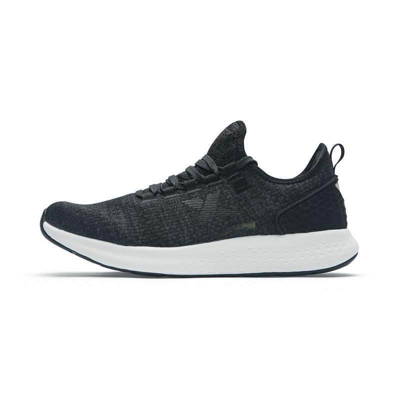 特步 专柜款 男子跑鞋 一体织舒适鞋子982219116787