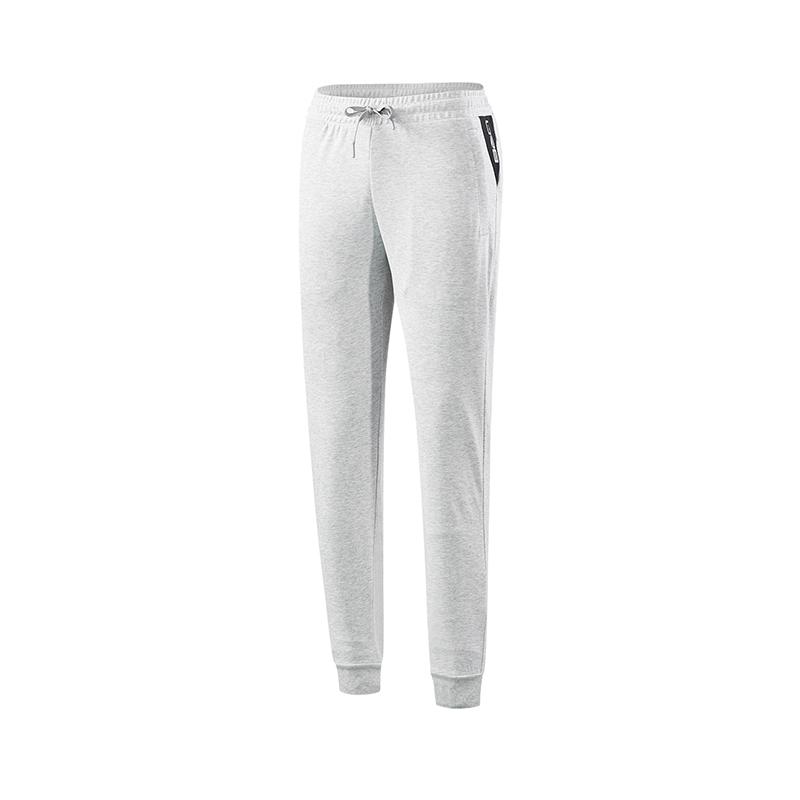 特步 专柜款 男子针织长裤   综训健身裤子982229631396