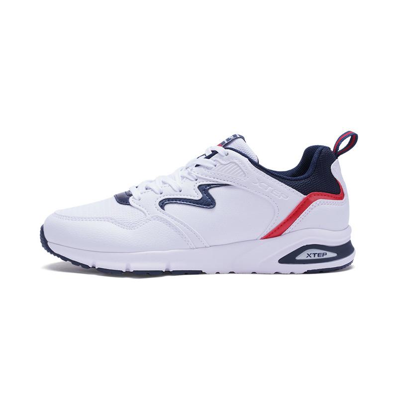 特步 专柜款 女子休闲鞋 时尚舒适鞋子982118326307