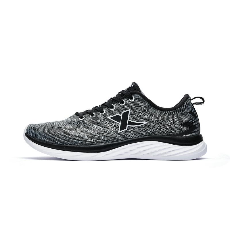 特步 专柜款 男子夏季跑鞋 致轻二代透气男鞋982219116898