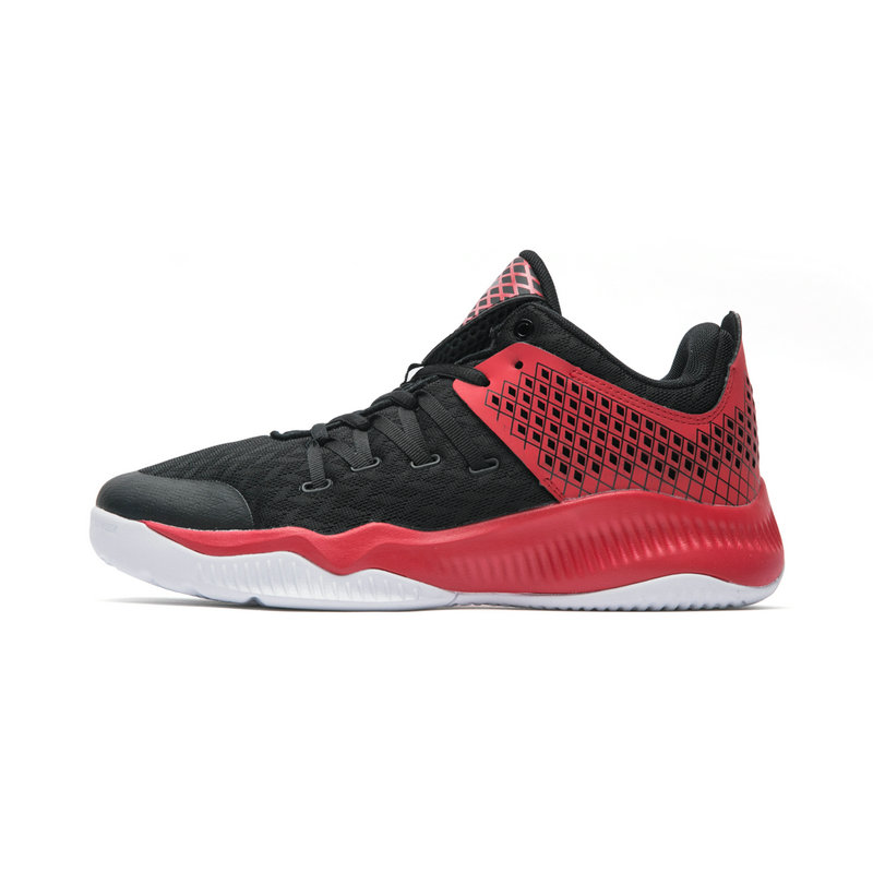 特步 专柜款 男子夏季篮球鞋 运动男鞋982219121175