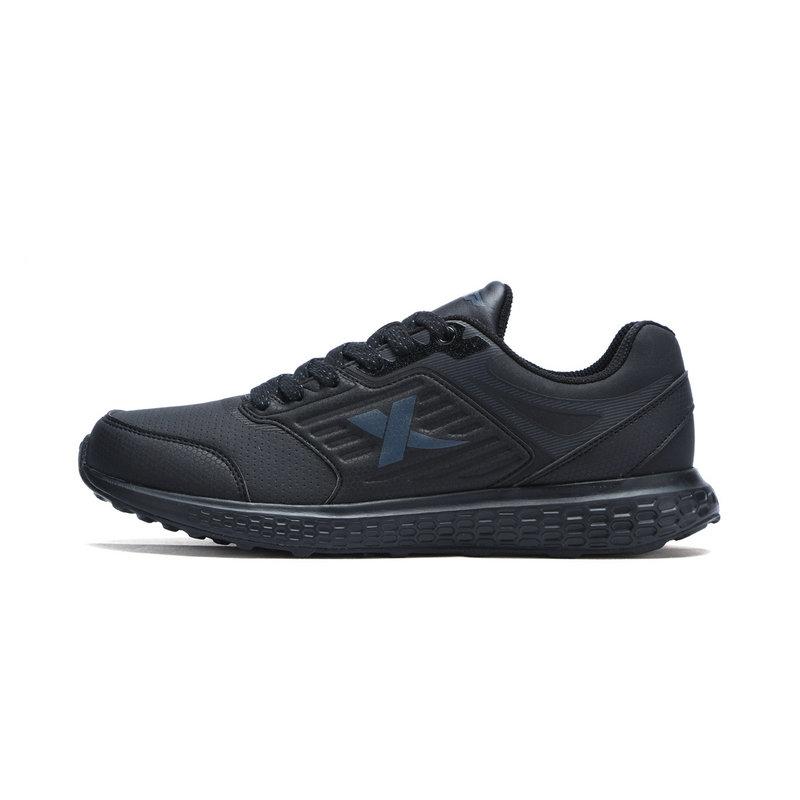 特步 男子跑鞋秋冬新款 减震耐磨轻便运动旅游鞋子983419119057