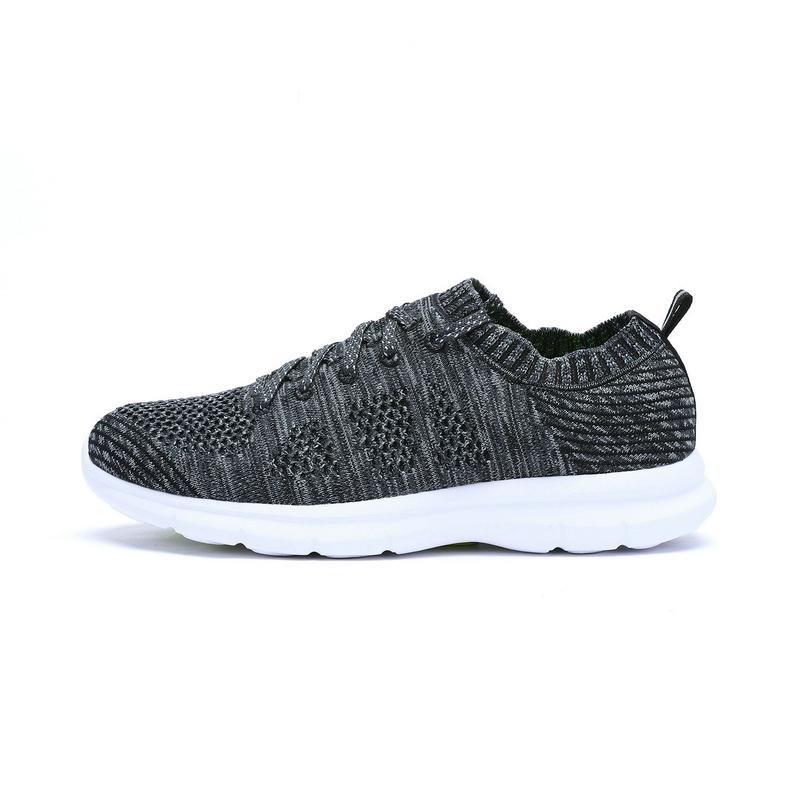 特步 专柜款 男子秋季综训鞋 新品编织健身运动鞋983319520325