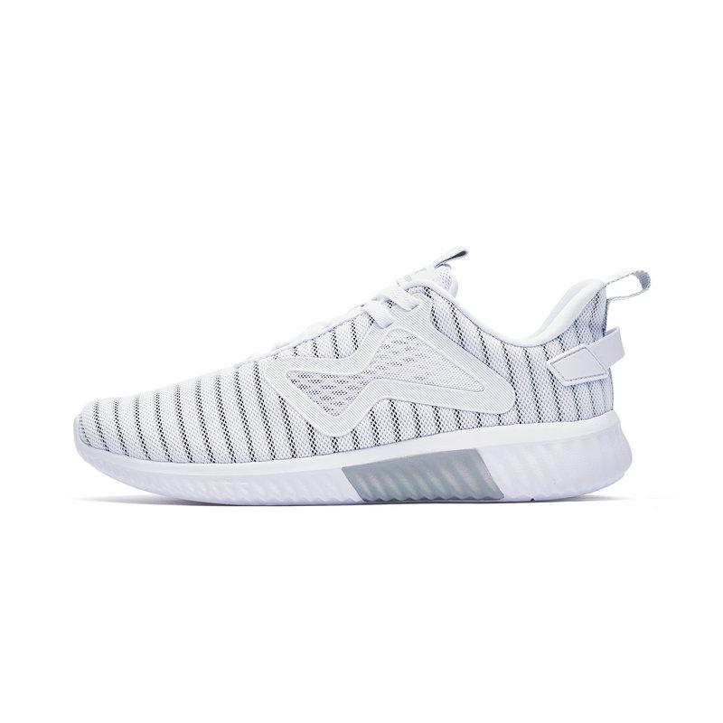 特步 专柜款 男子夏季休闲鞋 网面轻便男鞋982219326539