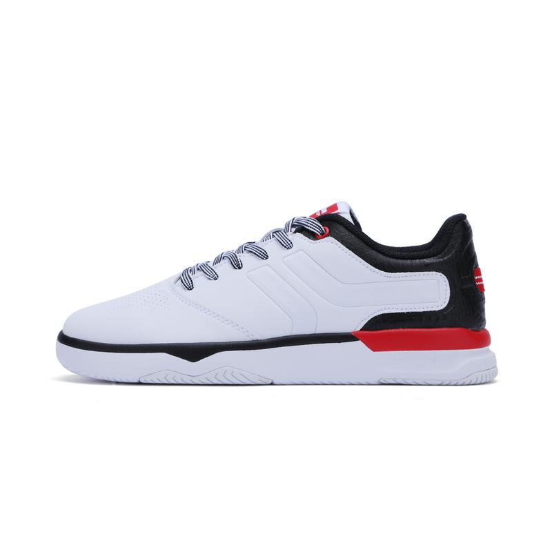 特步 专柜款 男子冬季板鞋 柔软垫百搭舒适板鞋983419315699