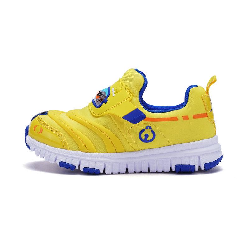 特步 专柜款 男童春季健康鞋 超级飞侠多多联名款682115613763