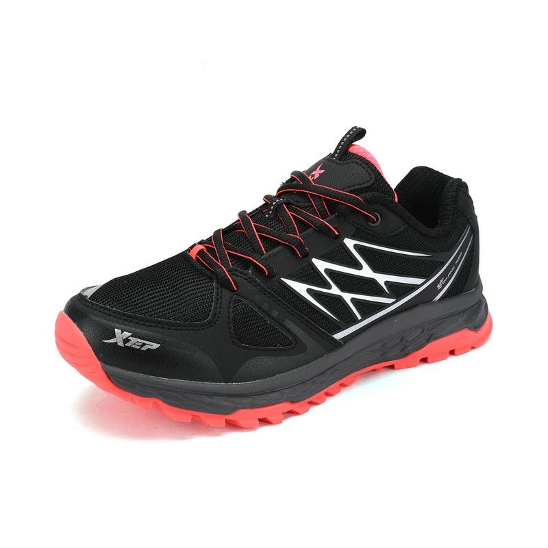 特步 专柜款  女户外鞋 新品 防滑耐磨舒适女运动鞋983118171289