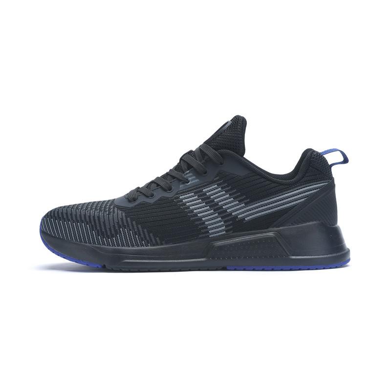特步 专柜款 男子夏季休闲鞋 π系列男鞋982219326295
