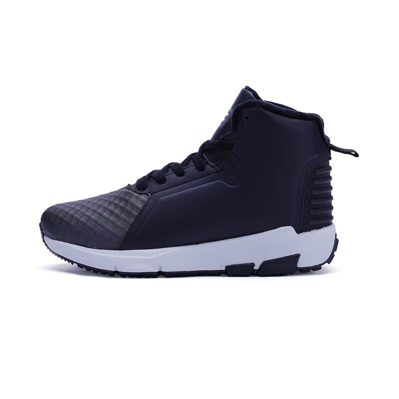 特步 专柜款 女子冬季棉鞋 新品保暖舒适女鞋983418371000