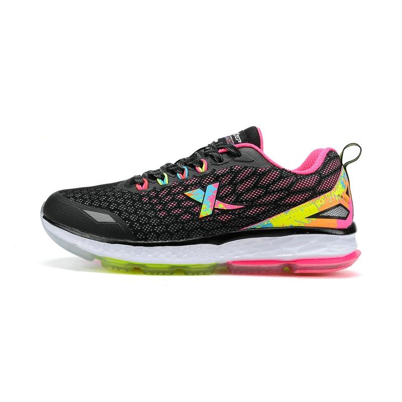 特步 专柜款   秋季新款女子跑鞋 驭光科技女运动鞋984318116160