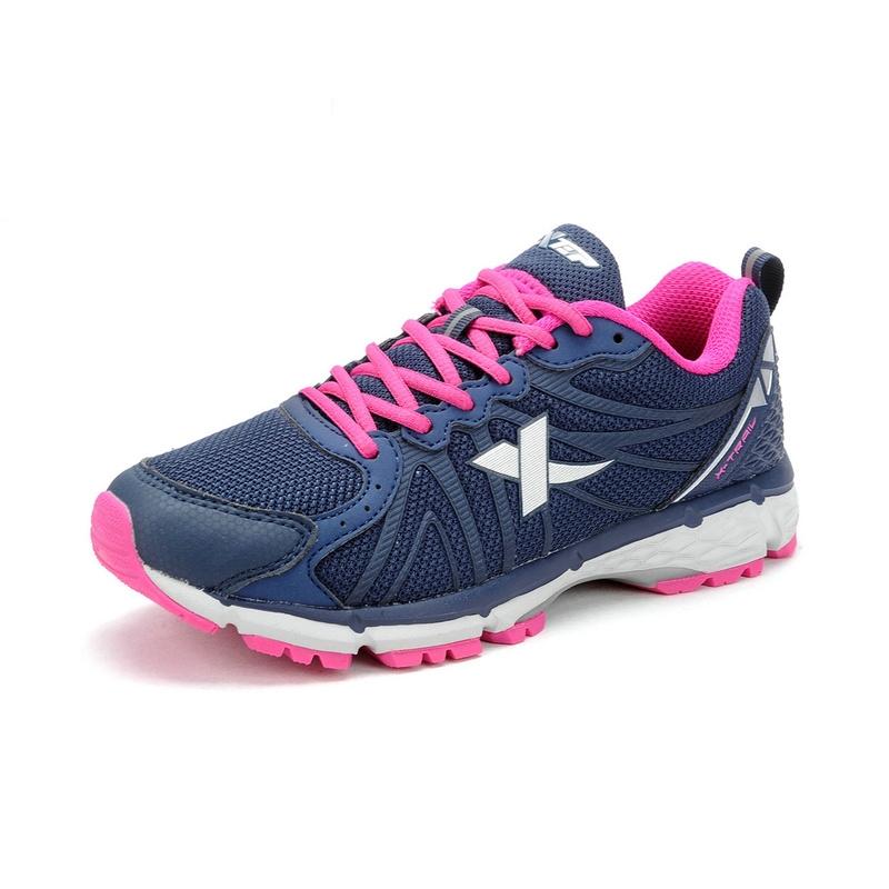 特步 专柜款  女户外鞋冬季新品 耐磨防滑舒适女运动鞋984318171181