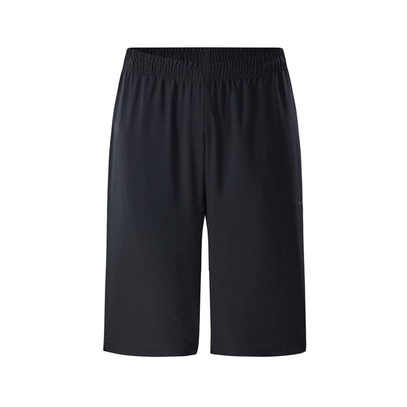 特步 专柜款 男子夏季新款运动梭织五分裤982229970030