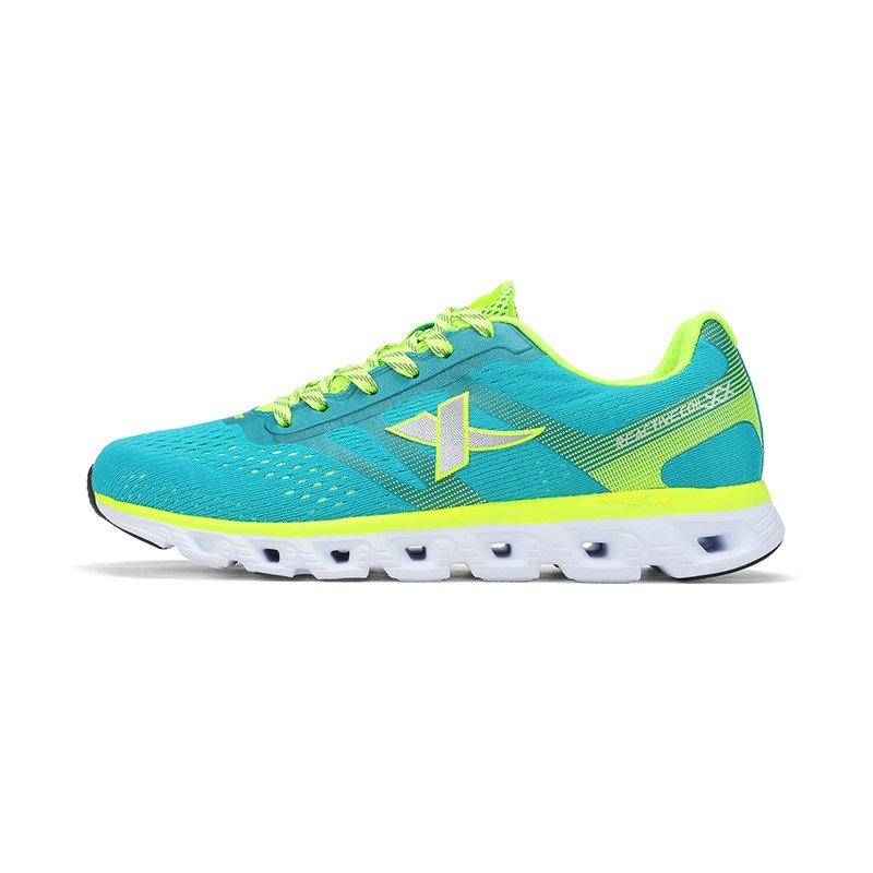 特步 专柜款 明星款男子跑步鞋 夏季舒适运动鞋 984219116068