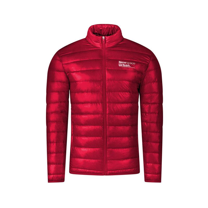 特步 男子羽绒服 秋冬新品 保暖时尚舒适简约轻便外套883429199024