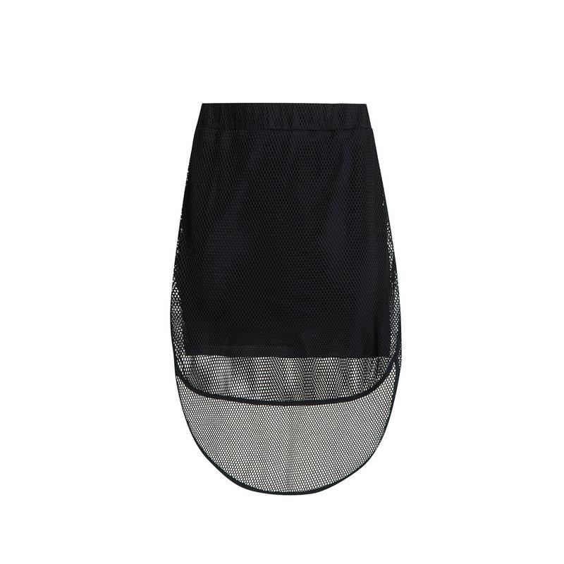 特步 女子网球裙春季款 女子训练时尚简约超轻运动裙882128459153