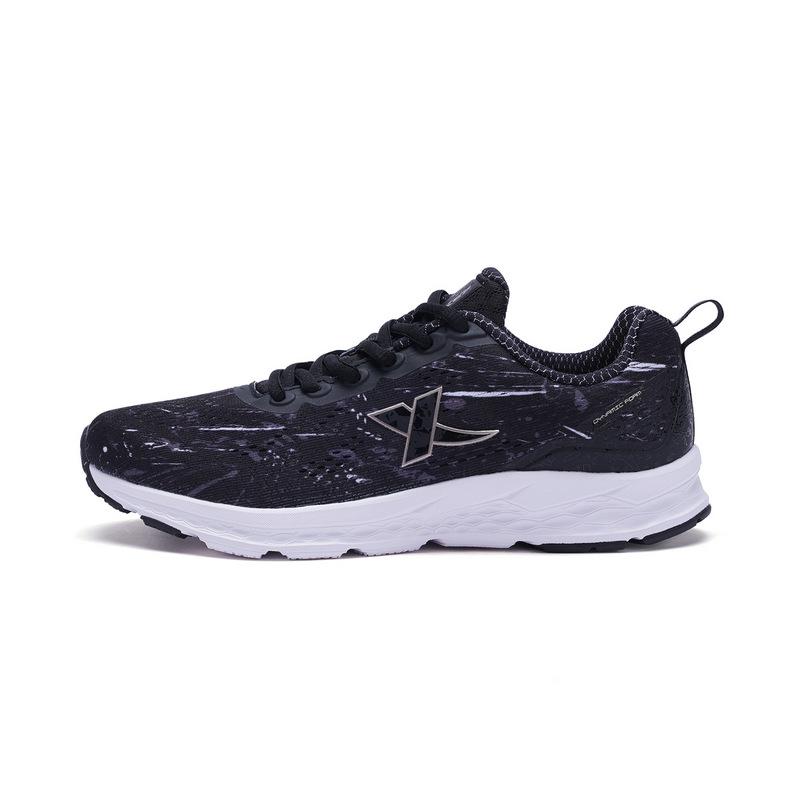 特步 专柜款 女子春季跑鞋 网面透气跑步鞋982118116887