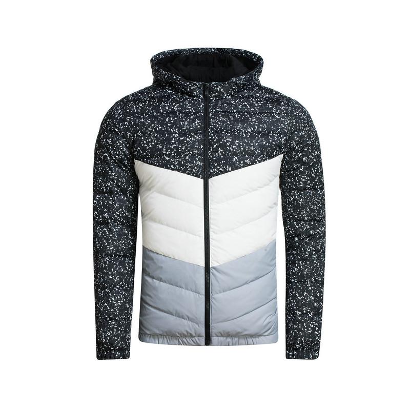 特步 专柜款   男子冬季羽绒服 新品抗寒保暖外套984429190535