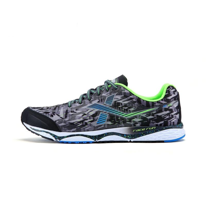 特步 专柜款 男子竞速160马拉松跑鞋 新款轻便透气专业马拉松跑鞋 983219116395