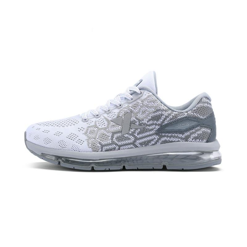 特步 女跑鞋 新品 舒适耐磨清新女运动鞋983218119177