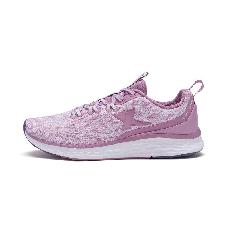 特步 专柜款 女子春季跑步鞋 动力巢科技跑鞋982118116727