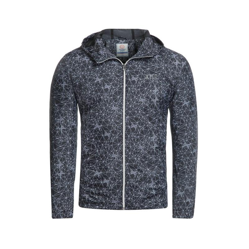 特步 专柜款   男子双层风衣 男子春季外套983129150326