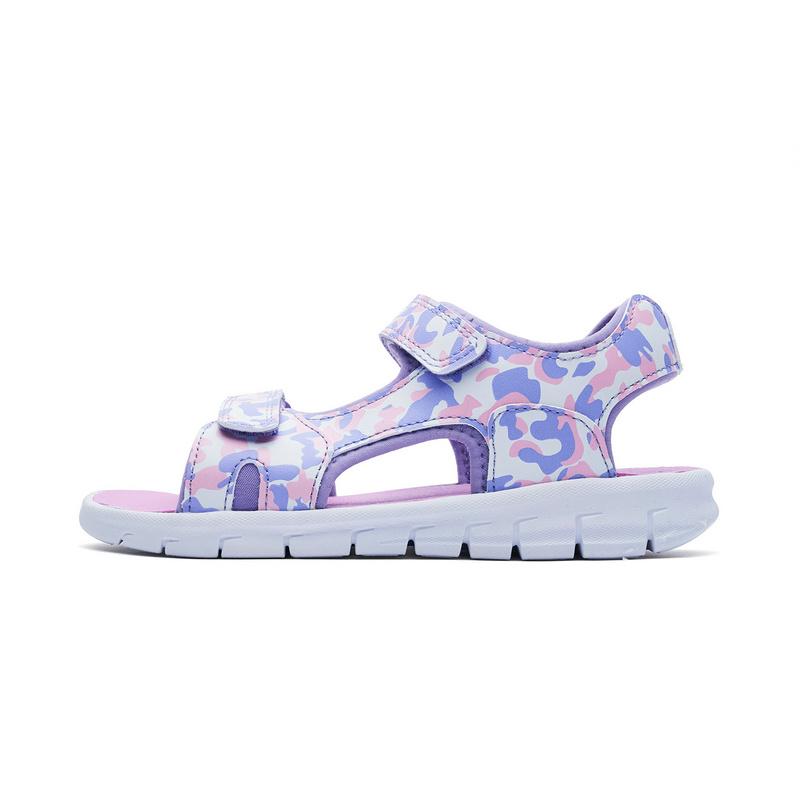 特步 女童夏季沙滩鞋 大童夏季凉鞋682214509713
