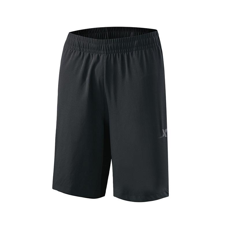 特步 专柜款 男子梭织运动短裤  舒适运动裤子982229240121