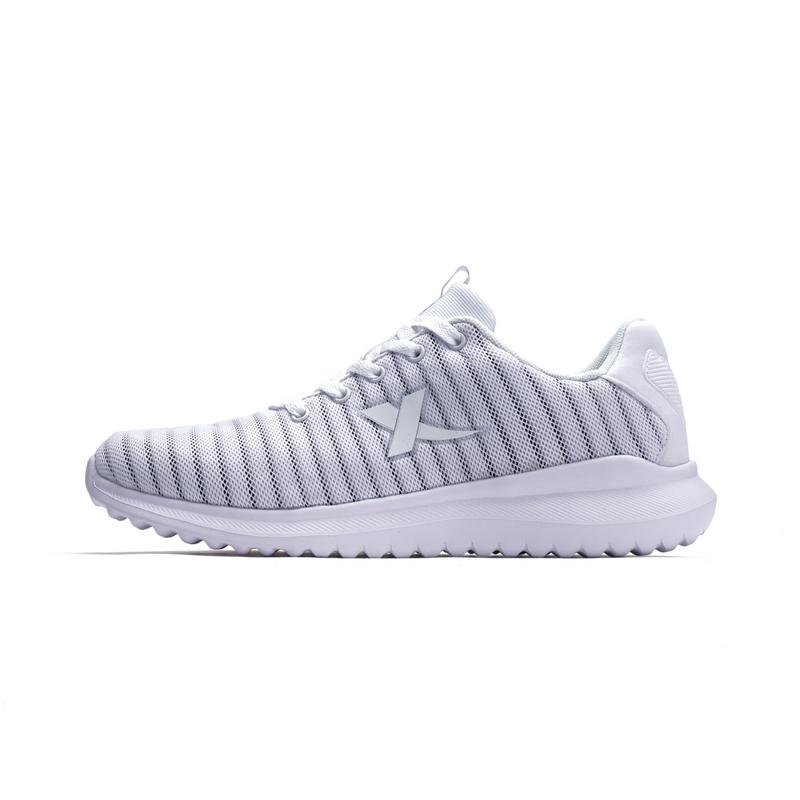 【满200减50】特步 男子夏季跑鞋 透气舒适跑步运动鞋982219119708