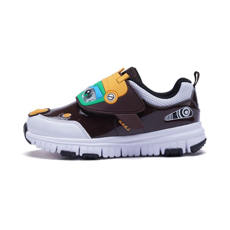 特步 专柜 男童健康鞋 卡通潮酷舒适鞋子682115613767