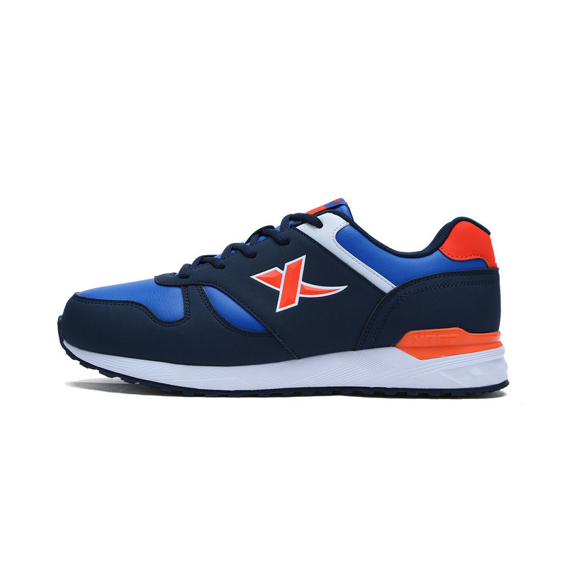 特步 男子棉鞋 时尚加绒保暖舒适鞋子983419379907