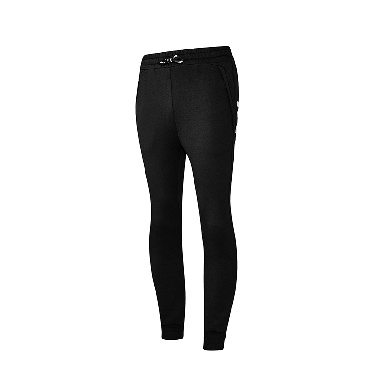 特步 专柜款 男子针织长裤   都市舒适裤子982129631320