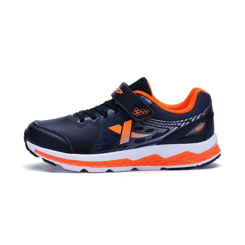 特步 专柜款 男童秋季跑鞋 耐磨学生校园运动鞋683315115107