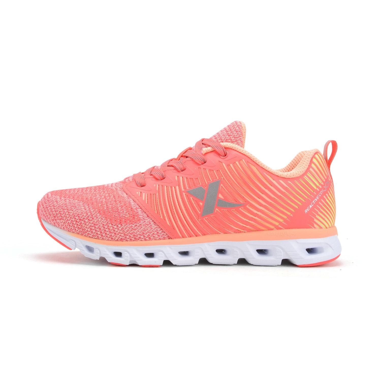 特步 专柜  女子跑鞋 舒适运动时尚 减震旋女鞋运动鞋984318116118