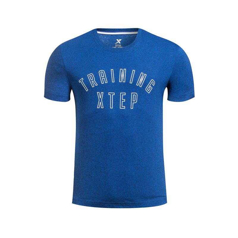 特步 专柜款 男子夏季T恤 综训健身跑步 男子运动T恤983229011692