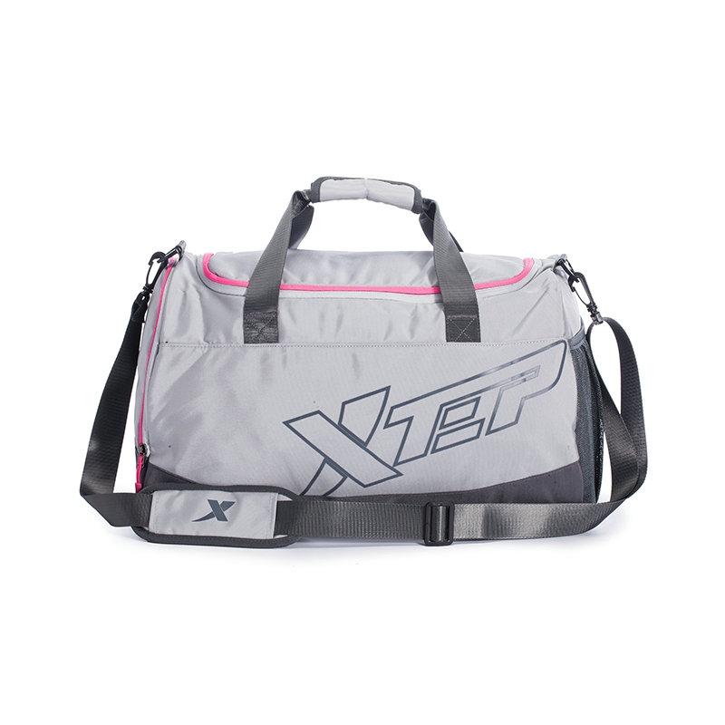 特步 专柜 运动包手提旅行包训练包单肩行李包984337120176