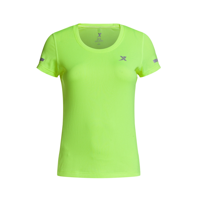特步 专柜款   新款T恤 女子短袖上衣 运动舒适 女装984328011613