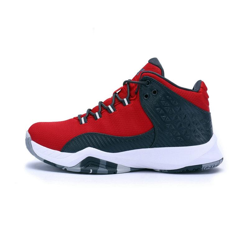 特步 专柜款 男子秋季篮球鞋 17新品大底 帅气篮球鞋983319121085