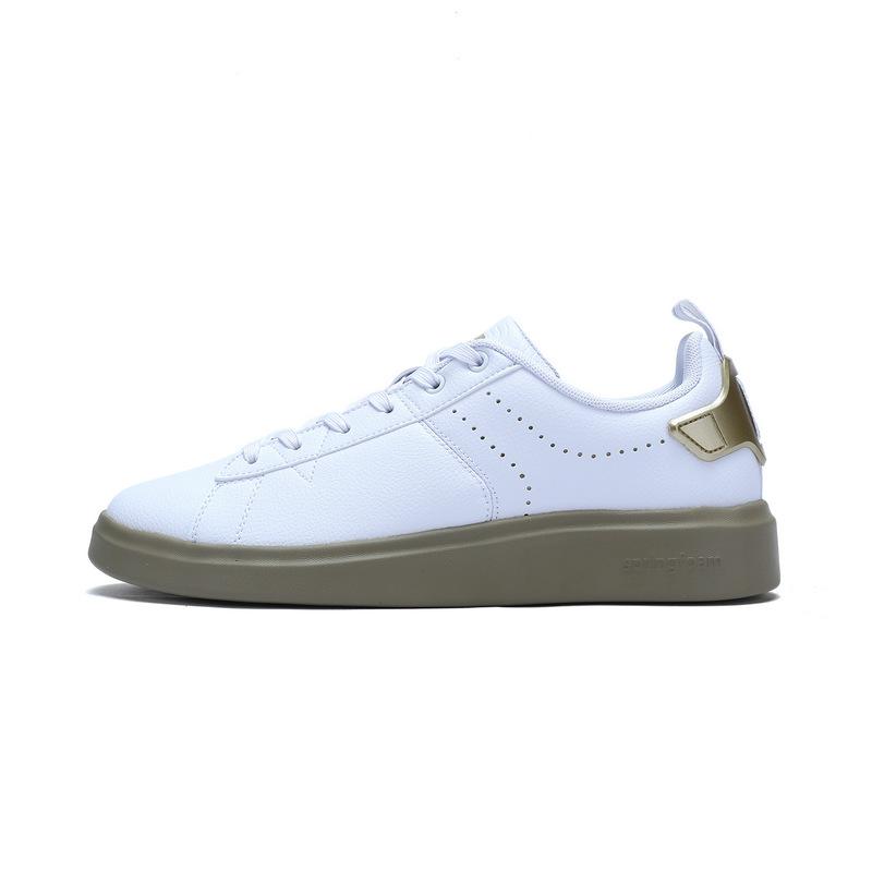 特步 专柜款 男子冬季板鞋 新品π系列枯山水潮流轻便 男板鞋983419315776