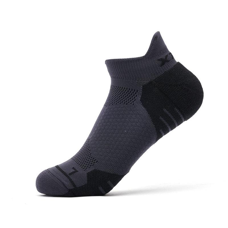 特步 男子夏季运动袜 三双装混色男袜【特殊商品 不退换】882239519095
