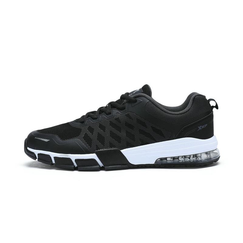 特步 专柜 男综训鞋17夏季新品 气垫运动透气男鞋983219520283