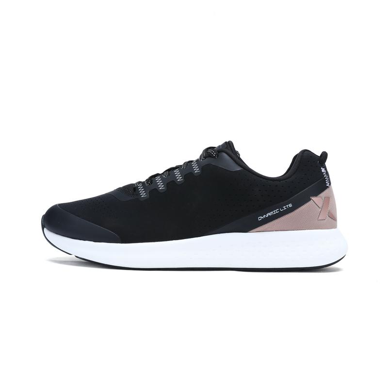 特步 专柜款 女子跑步鞋秋冬款 舒适轻便运动鞋983418116756