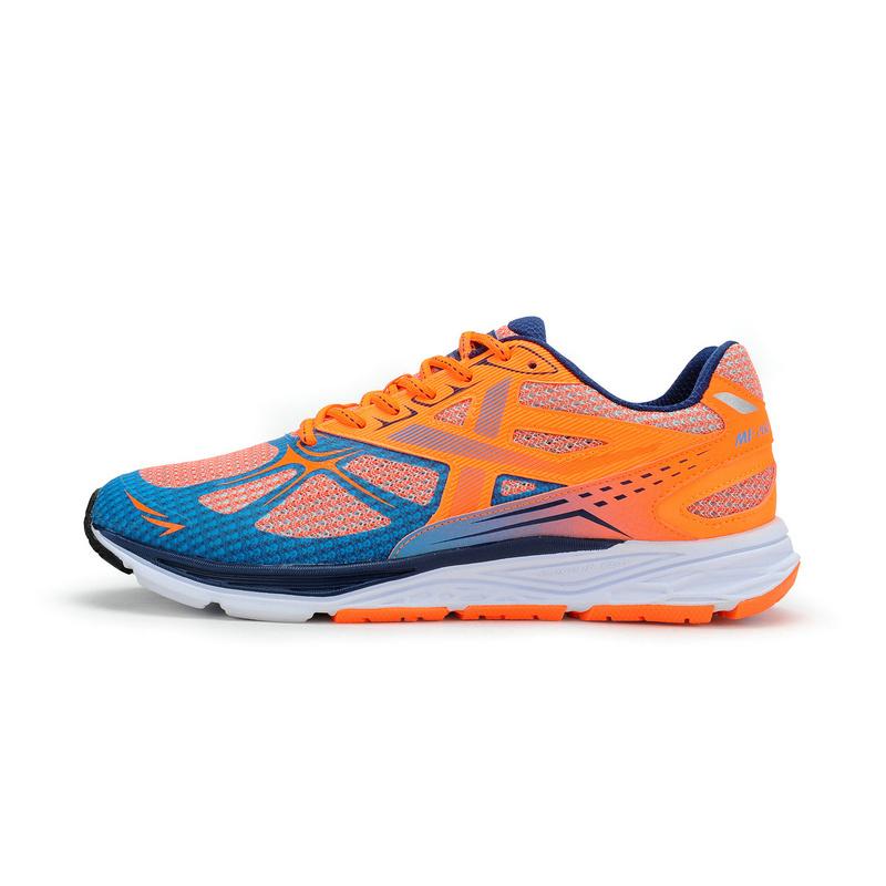 特步 专柜  秋季新款男运动跑鞋 轻便舒适透气 男子运动跑步鞋984319116133