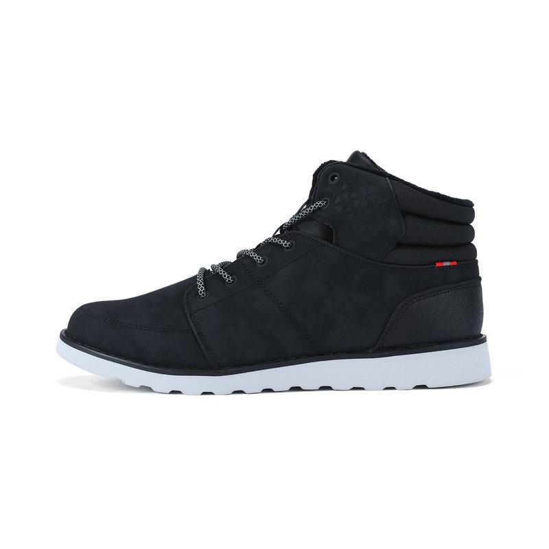 特步 专柜款 男子户外鞋冬季款 保暖复古户外休闲鞋983419171220